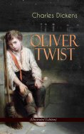 eBook: OLIVER TWIST (Illustrated Edition)