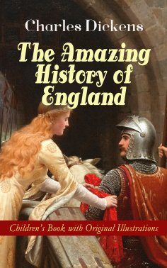 eBook: The Amazing History of England - Children's Book with Original Illustrations