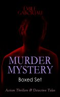 eBook: MURDER MYSTERY Boxed Set: Action Thrillers & Detective Tales