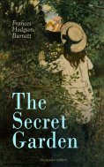 eBook: The Secret Garden (Illustrated Edition)
