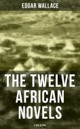 ebook: The Twelve African Novels (A Collection)