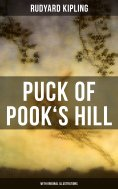 eBook: PUCK OF POOK'S HILL (With Original Illustrations)