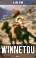 ebook: WINNETOU (Band 1-4)