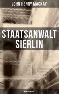 eBook: Staatsanwalt Sierlin: Kriminalroman