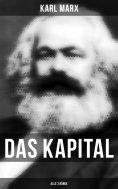 eBook: Das Kapital (Alle 3 Bände)