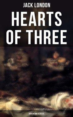 eBook: Hearts of Three (Adventure Classic)
