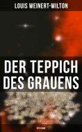 eBook: Der Teppich des Grauens (Spy-Krimi)