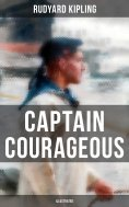 ebook: Captain Courageous (Illustrated)