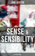 eBook: SENSE & SENSIBILITY (Illustrated Edition)