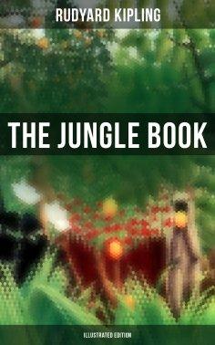ebook: The Jungle Book (Illustrated Edition)
