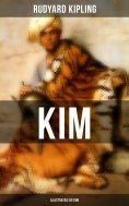 ebook: Kim (Illustrated Edition)