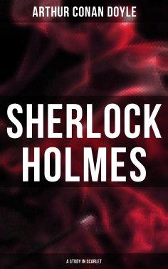 ebook: Sherlock Holmes: A Study in Scarlet