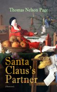 ebook: Santa Claus's Partner (Illustrated)