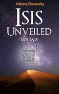 ebook: Isis Unveiled (Vol.1&2)