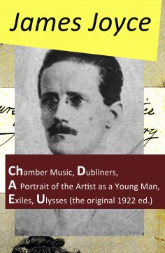 eBook: The Collected Works of James Joyce