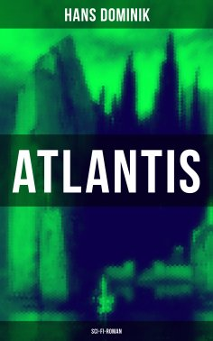 eBook: Atlantis (Sci-Fi-Roman)