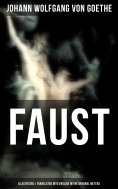eBook: FAUST (Illustrated & Translated into English in the Original Meters)