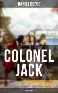 eBook: COLONEL JACK (Illustrated)