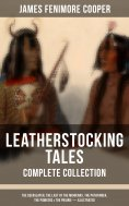 ebook: LEATHERSTOCKING TALES – Complete Collection