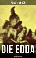 ebook: Die Edda (Deutsche Ausgabe)