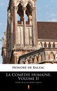 ebook: La Comédie humaine. Volume II