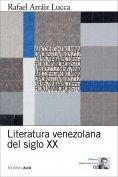 eBook: Literatura venezolana del siglo XX