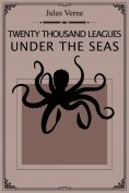 eBook: Twenty Thousand Leagues Under the Seas
