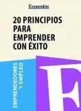 eBook: 20 Principios para emprender con éxito