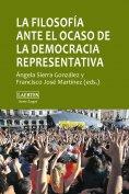 eBook: La filosofía ante el ocaso de la democracia representativa