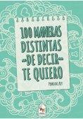 eBook: 100 Maneras distintas de decir te quiero