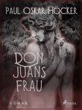 eBook: Don Juans Frau
