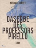 eBook: Das Erbe des Professors Pirello
