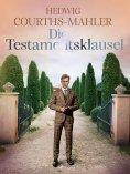 eBook: Die Testamentsklausel
