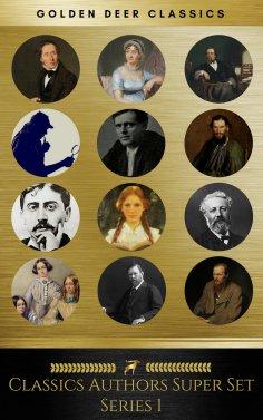 eBook: Classic Authors Super Set Series 1 (Golden Deer Classics)