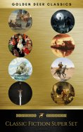 ebook: Classic Fiction Super Set (Golden Deer Classics)
