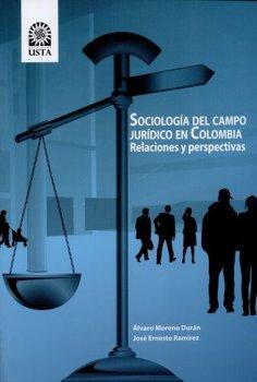 eBook: Sociología del campo jurídico en Colombia