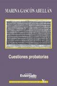 eBook: Cuestiones probatorias