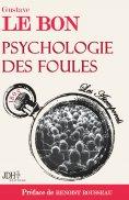 eBook: Psychologie des foules