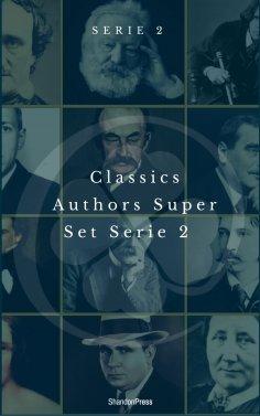 eBook: Classics Authors Super Set Serie 2 (Shandon Press)