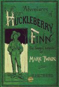 ebook: The Adventures of Huckleberry Finn(Illustrated)